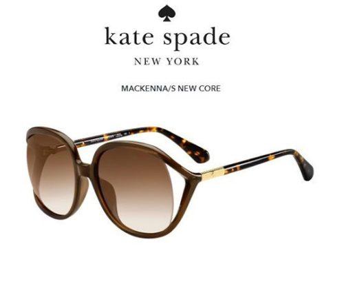 Kate Spade Mackenna/s 09Q/HA BROWN 58 Akiniai nuo saulės Moterims
