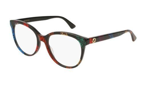 Gucci GG0329O 003-multicolor-multicolor 53 Akinių rėmeliai Moterims