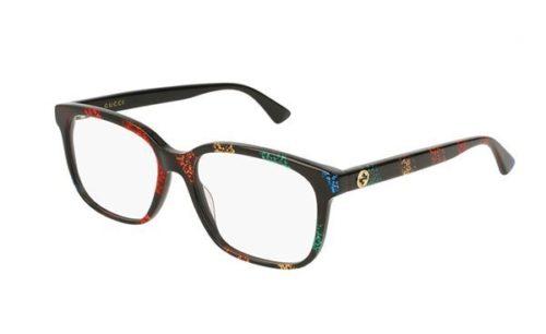 Gucci GG0330O 007-multicolor-multicolor 55 Akinių rėmeliai Moterims