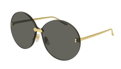 Gucci GG0353S 001-gold-gold-grey  Akiniai nuo saulės Moterims