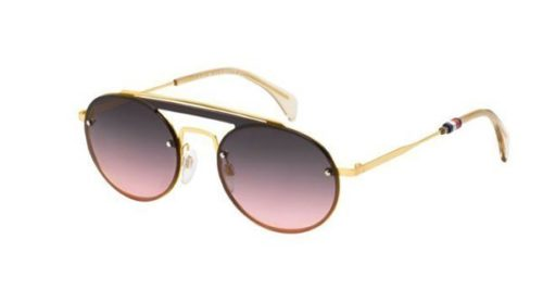 Tommy Hilfiger Th 1513/s 001/FF YELLOW GOLD  Akiniai nuo saulės Unisex