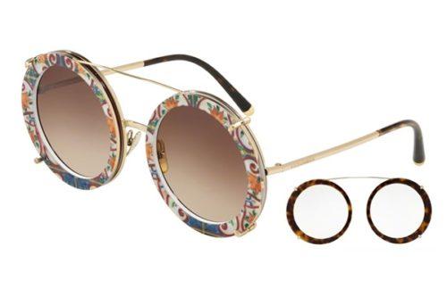 Dolce & Gabbana 2198 02/13 63 Akiniai nuo saulės Moterims