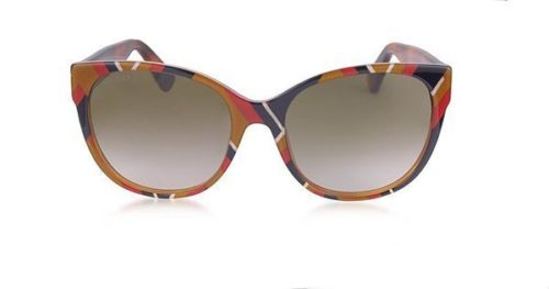Gucci GG0097S 002-avana 56 Akiniai nuo saulės Moterims