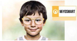 MiyoSmart akinių lęšius su technologija D.I.M.S.